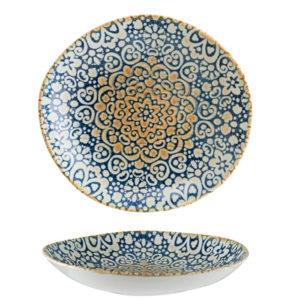 Plato Hondo Orgánico Alhambra Vajilla Bonna