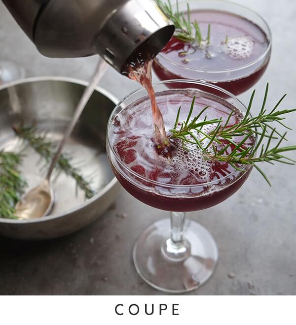 Cocteleria - Coupe