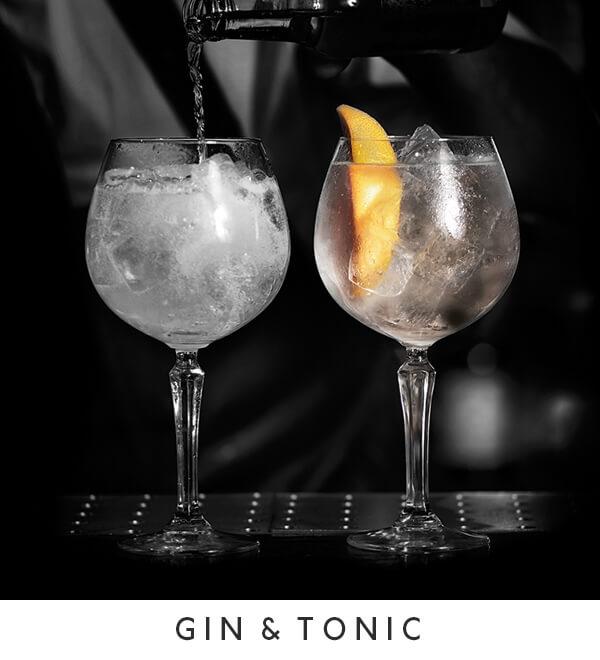 Cocteleria - Gin