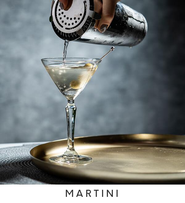 Cocteleria - Martini