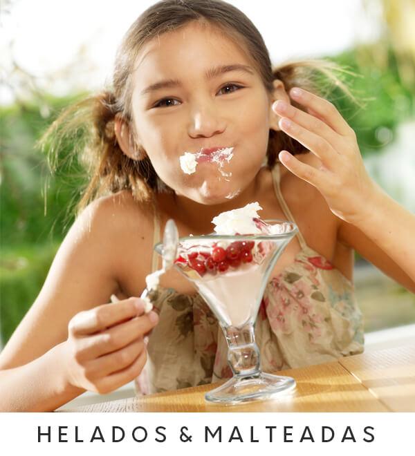 Helados & Malteadas